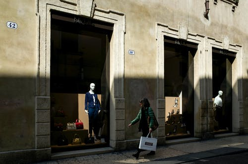 Free stock photo of fashion, fashion shop, italian, outdoors