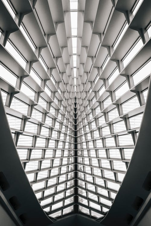 Free stock photo of abstract, architectural design, architecture, building
