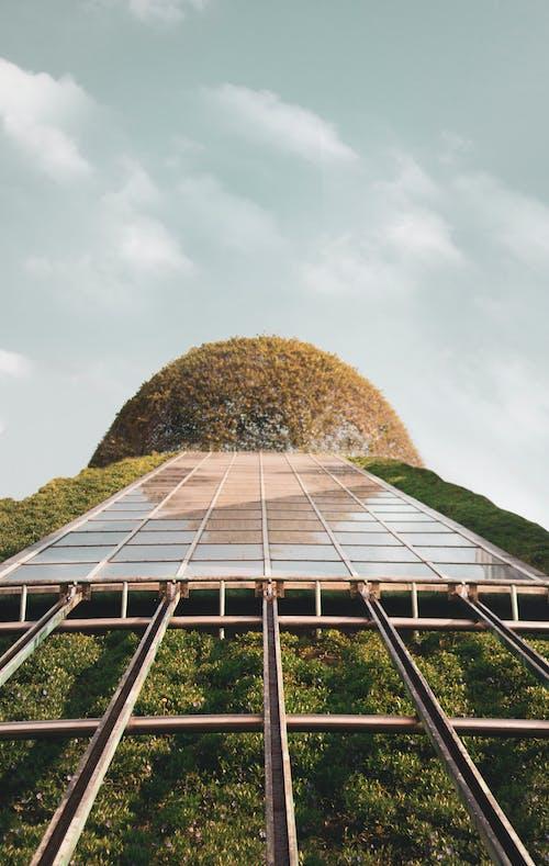 Free stock photo of garden, industrial, MODERN GARDEN, sky