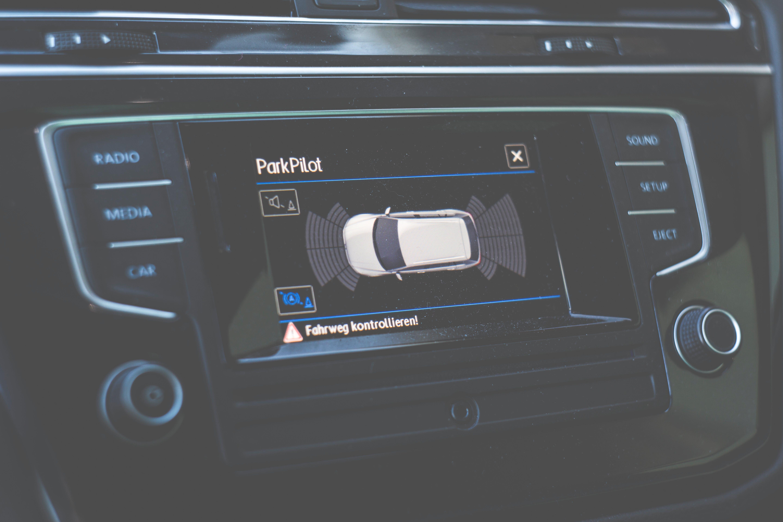 Black Led Car Stereo