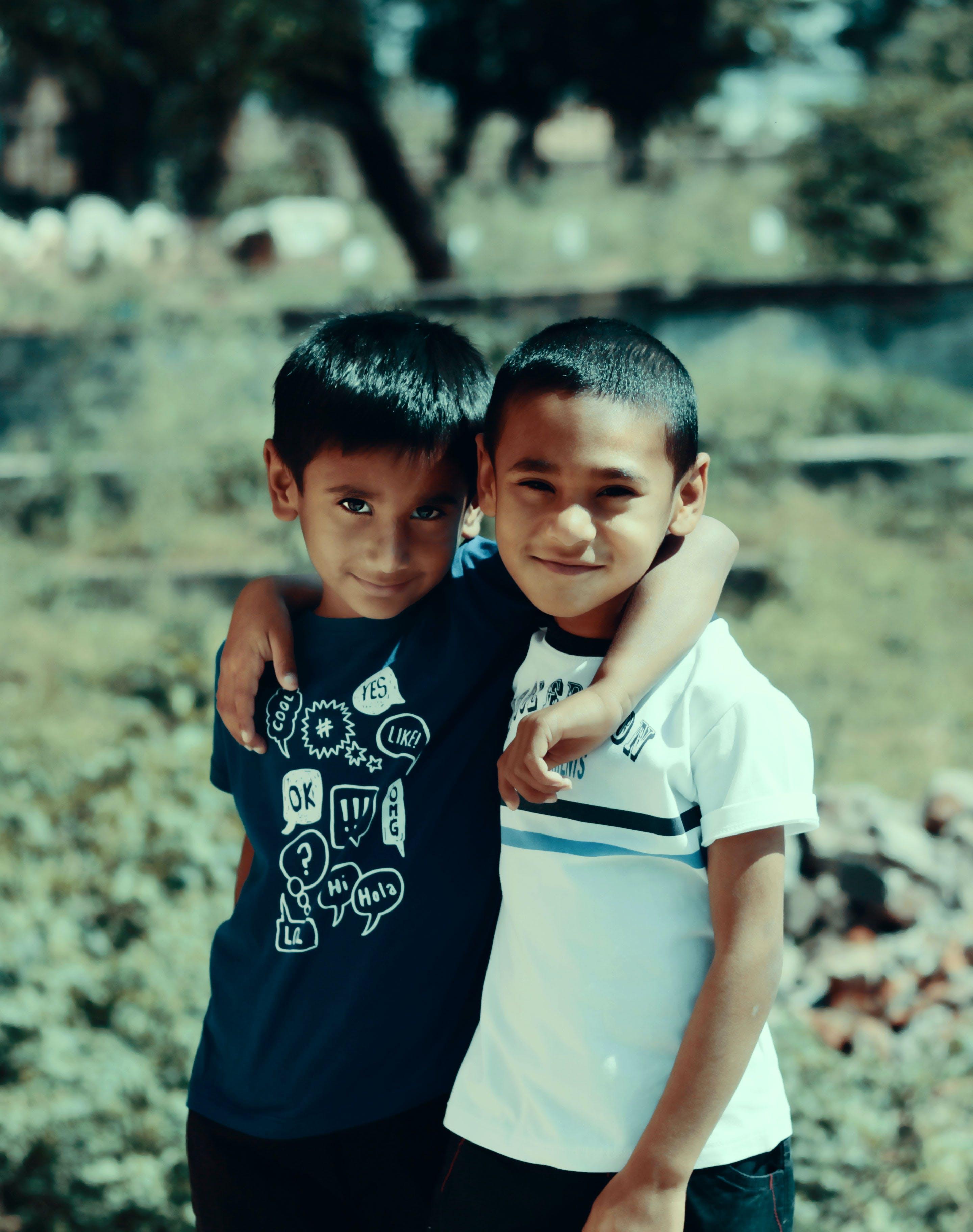 Free stock photo of #outdoorchallenge, Adobe Photoshop, asian children, boys