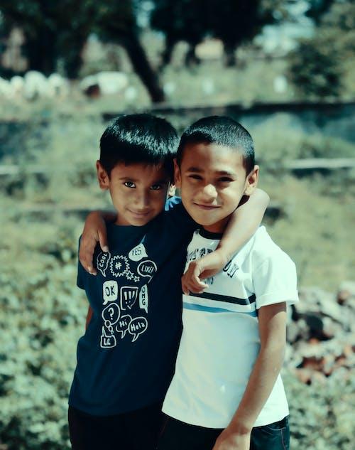 Безкоштовне стокове фото на тему «#outdoorchallenge, Adobe Photoshop, єднання, азіатські діти»