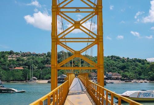 Ilmainen kuvapankkikuva tunnisteilla bali, indonesia, keltainen silta, kultainen silta