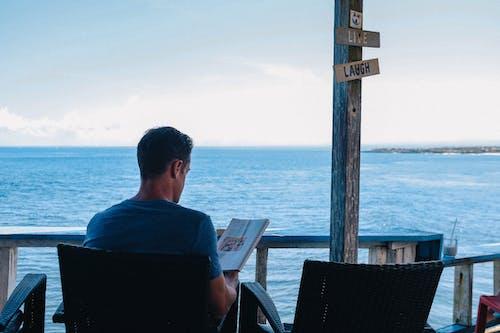 Gratis arkivbilde med avslapping, bok, ferie, fritid