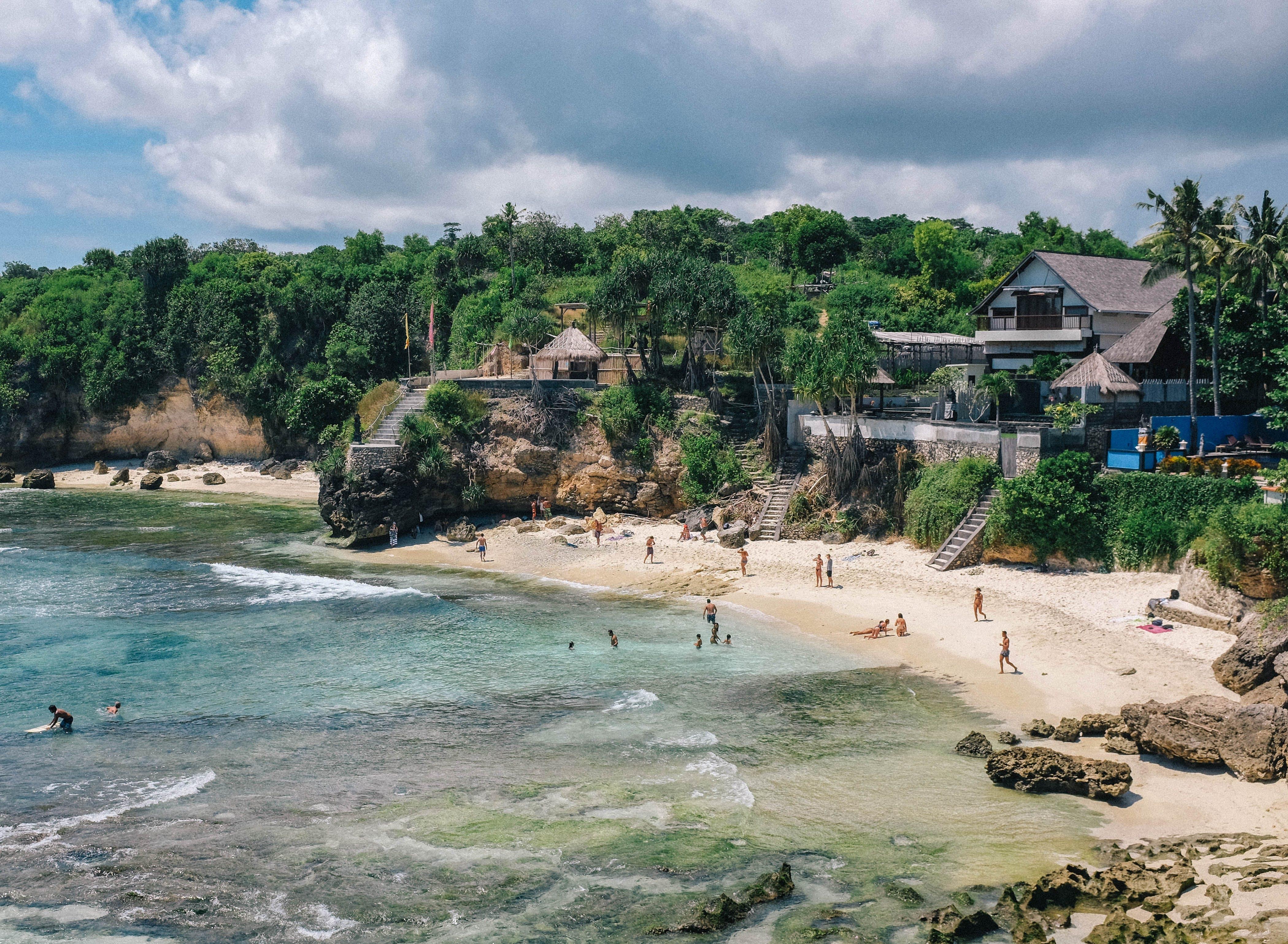 Fotos de stock gratuitas de azul, bali, costa, Indonesia