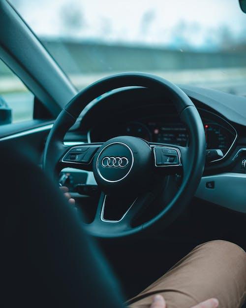 Gratis lagerfoto af a5, Audi, betjeningspanel, bil