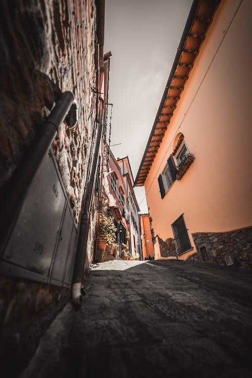 a l'aire lliure, antic carrer, canonada