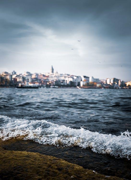 ακτή, γνέφω, θαλασσογραφία