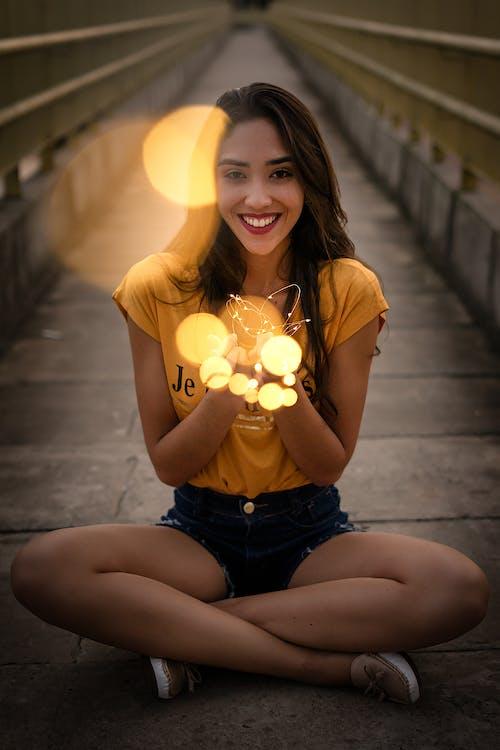 LED燈, Pexels 圖庫, 人, 休閒 的 免費圖庫相片