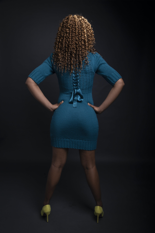 Kostnadsfri bild av afrikansk amerikan kvinna, elegant, ha på sig, klackar