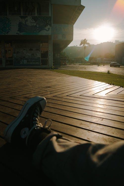 Darmowe zdjęcie z galerii z miejski, niebo, słońce