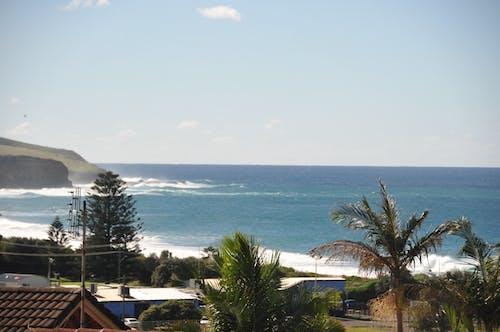 ağaçlar, Avustralya, dağ, damlar içeren Ücretsiz stok fotoğraf