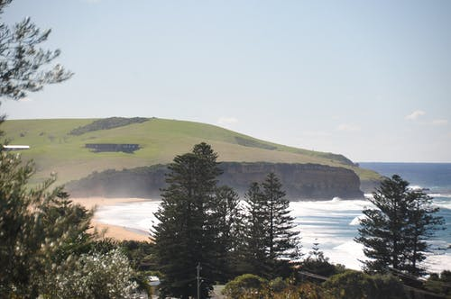 ağaçlar, Avustralya, dağ, güneşli gün içeren Ücretsiz stok fotoğraf