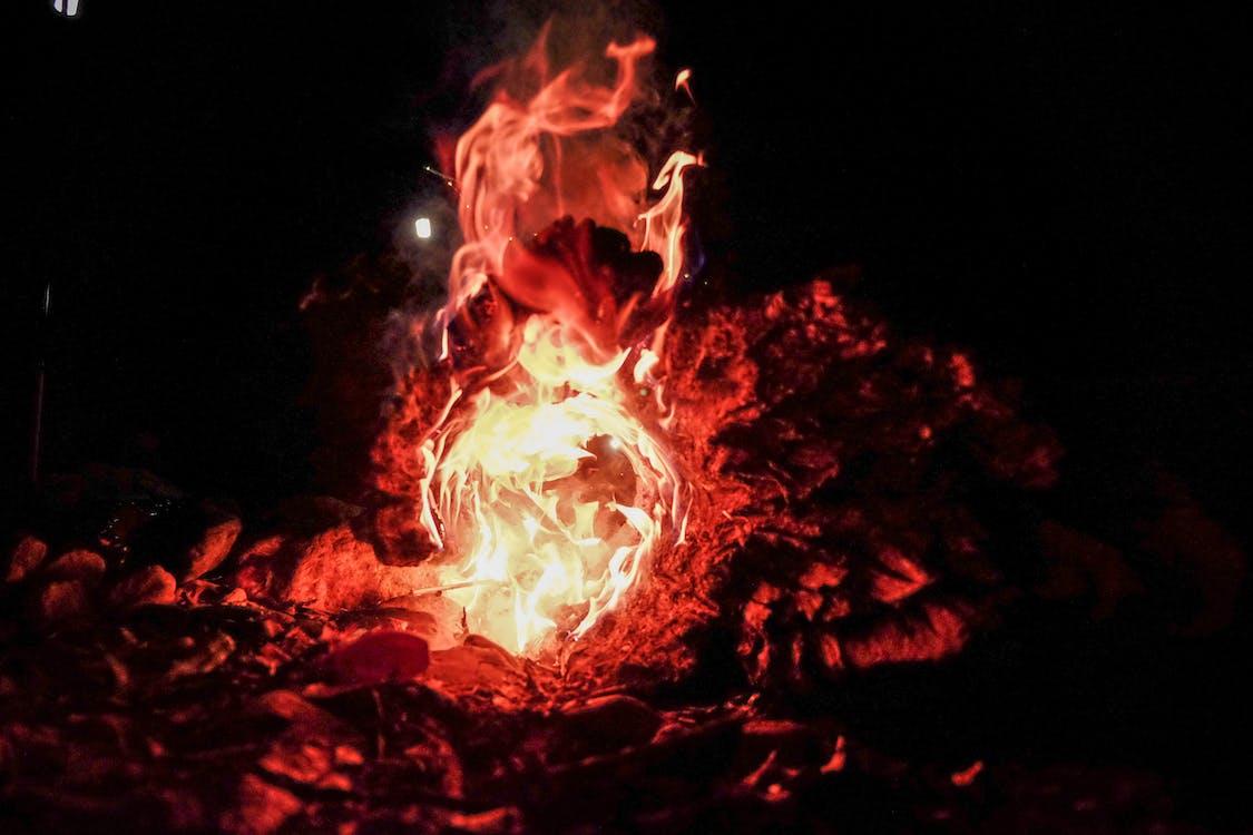危險, 大火, 抽煙