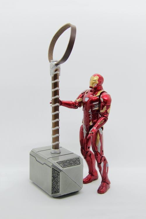 Free stock photo of action figure, miniature