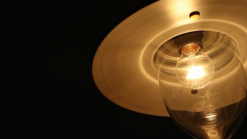Ảnh lưu trữ miễn phí về ánh sáng, bóng đèn, màu đen, nâu