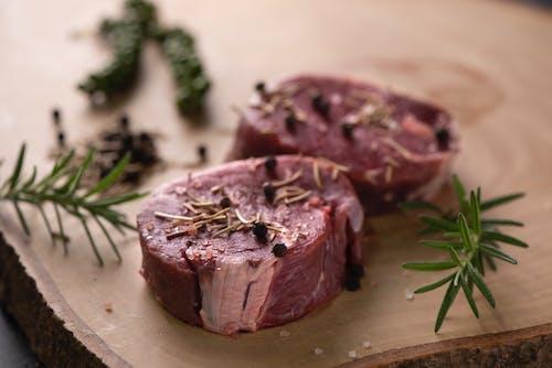 BBQ, 건조한, 검은색, 고기의 무료 스톡 사진