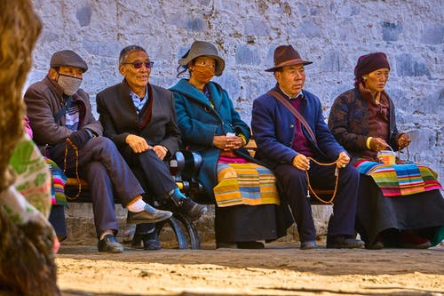 Kostenloses Stock Foto zu china, gesichter, gesichter von tibet, kultur