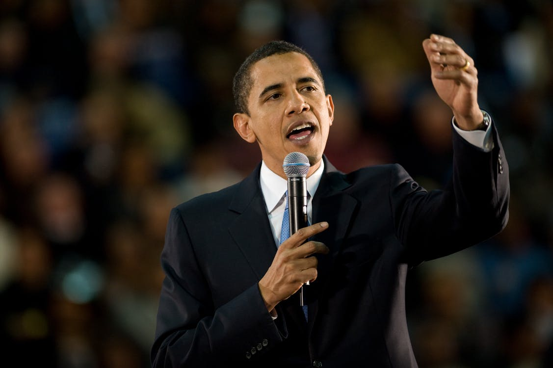 Free stock photo of adult, african ethnicity, barack obama