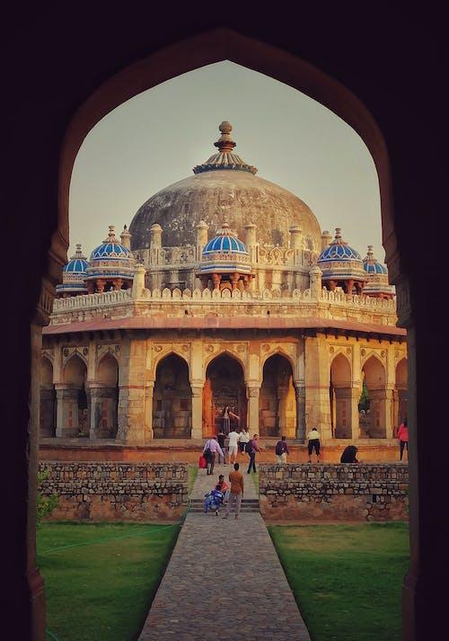 Безкоштовне стокове фото на тему «Індія, історична будівля, Азія, Арка»