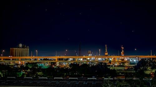 波特酒, 高速公路 的 免费素材照片