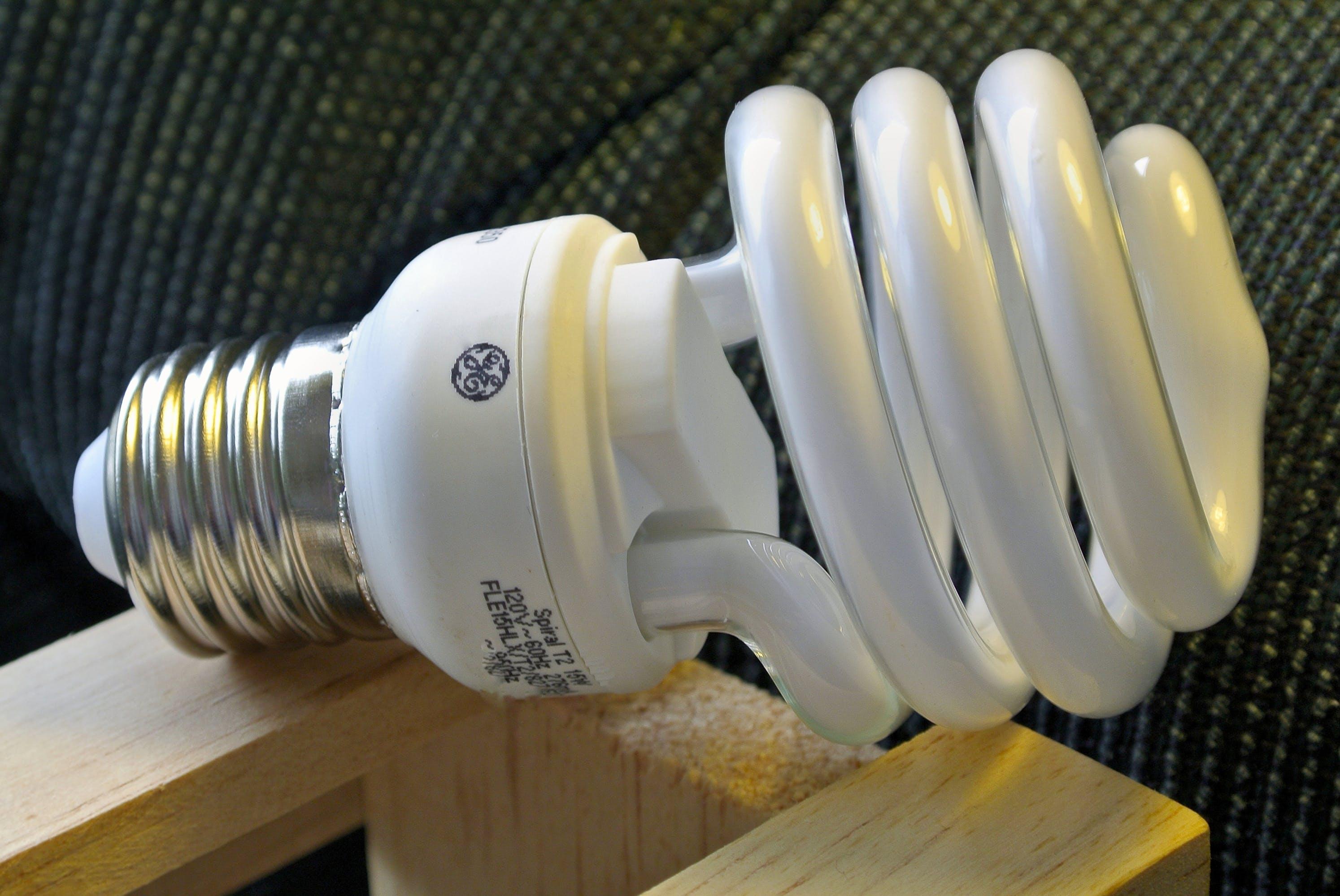 Free stock photo of light, home, bulb, hardware