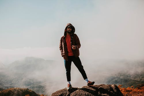 Imagine de stoc gratuită din aventură, călduros, ceață, excursie