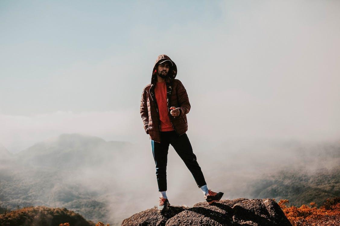 aventură, călduros, ceață