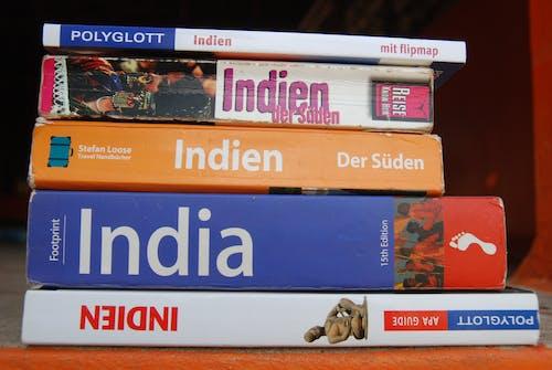 Gratis arkivbilde med bok, bøker, destinasjoner, india