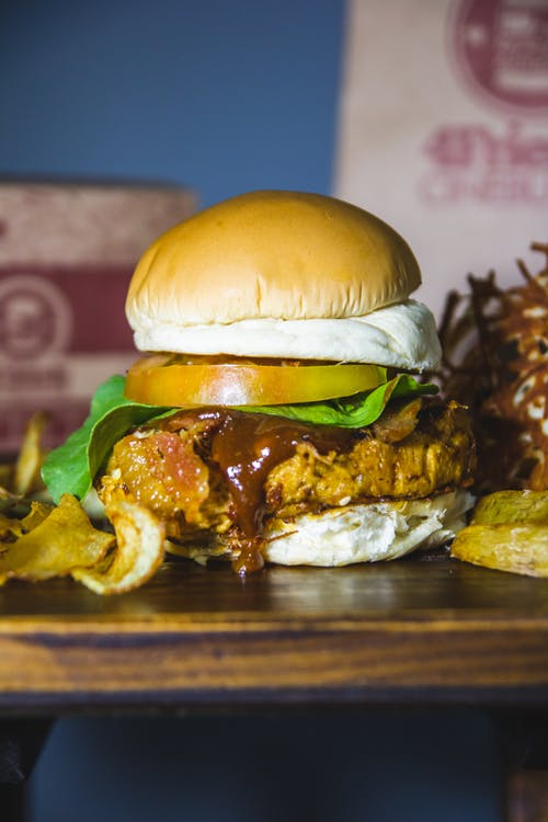 三明治, 乳酪漢堡, 可口, 可口的 的 免費圖庫相片