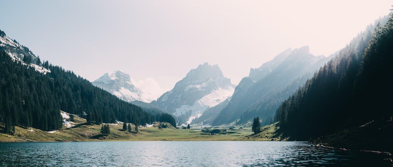 HD-обои, Альпы, величественный