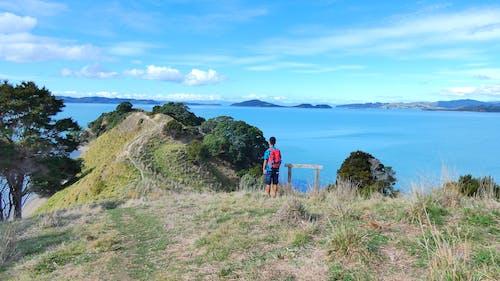 Foto d'estoc gratuïta de adolescents, excursionista, mare naturalesa