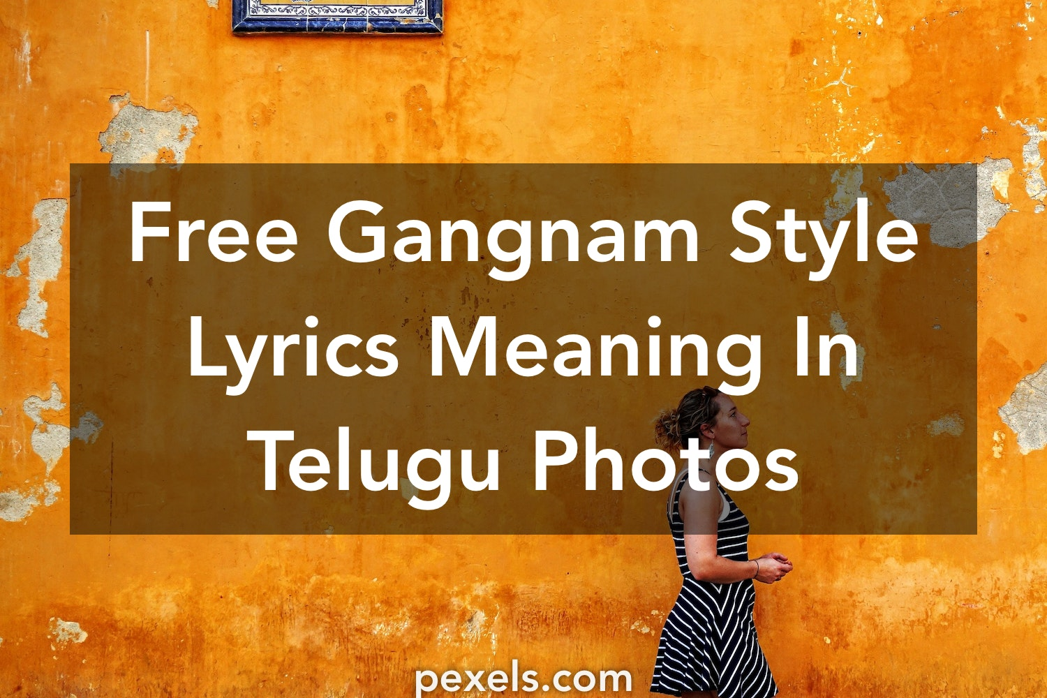1000+ Interesting Gangnam Style Lyrics Meaning In Telugu