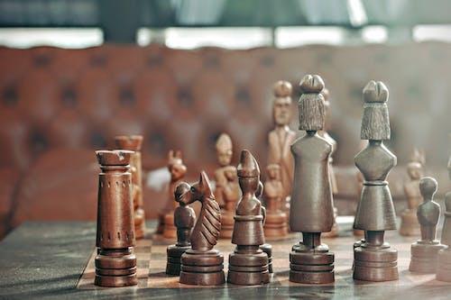 Photos gratuites de bois, bouger, canapé, échecs