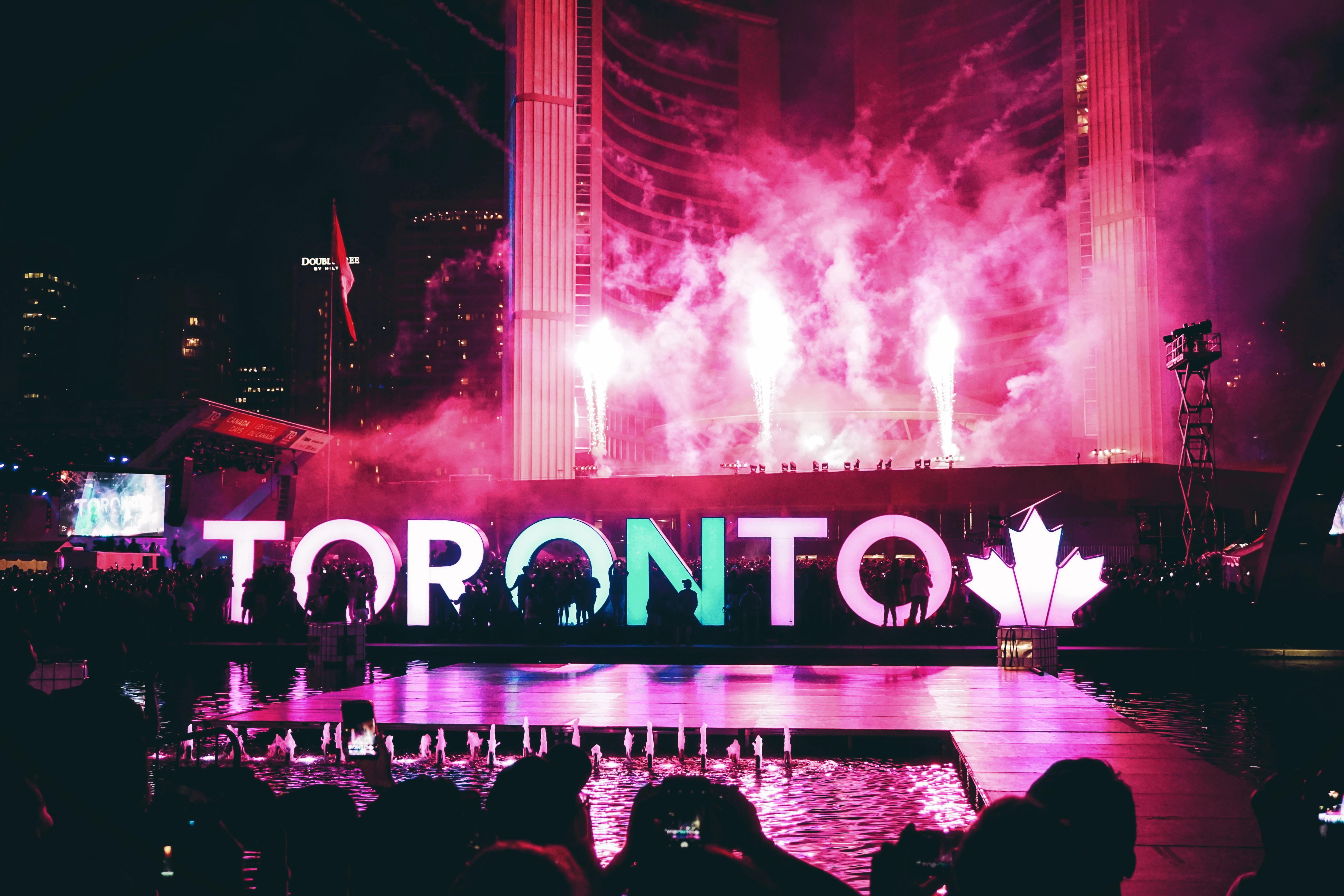 Toronto Statue