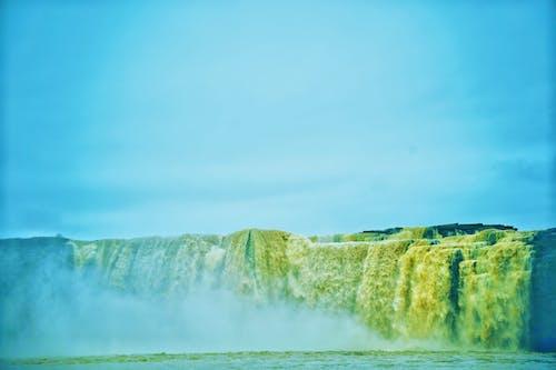 Foto stok gratis #air, air terjun, cahaya matahari, cahaya siang hari