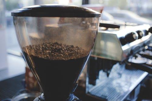 Coffee Beans Inside Jar