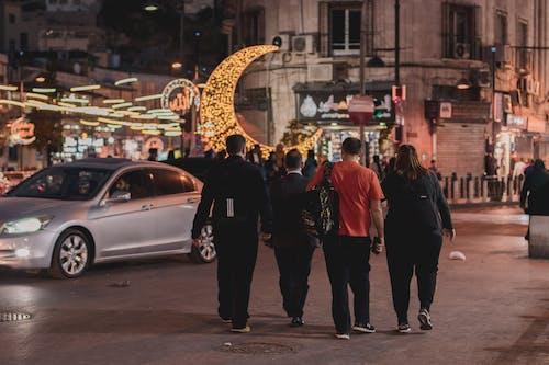 Ingyenes stockfotó amman, éjfél, éjszakai élet, éjszakai fénykép témában
