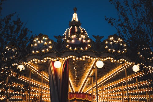 Free stock photo of carnival, carousel, fair, festival