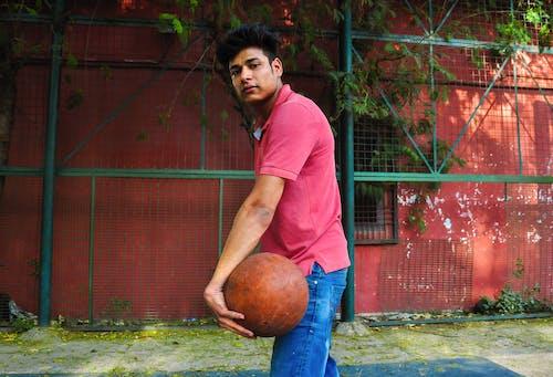 Základová fotografie zdarma na téma asijský model, basketbalisty, extrémní sporty, hráči