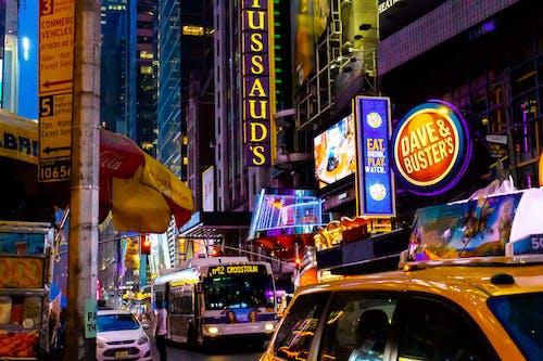 光反射, 思考, 計程車 的 免費圖庫相片