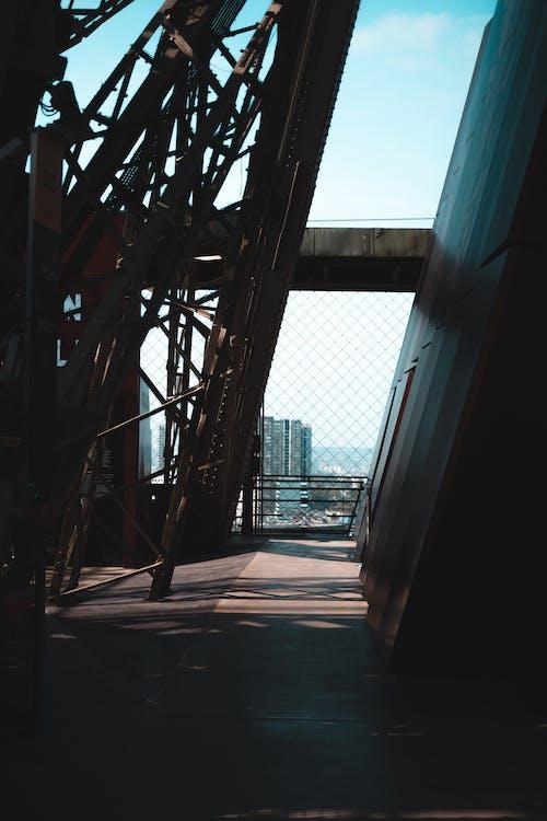 eiffel kulesi içeren Ücretsiz stok fotoğraf