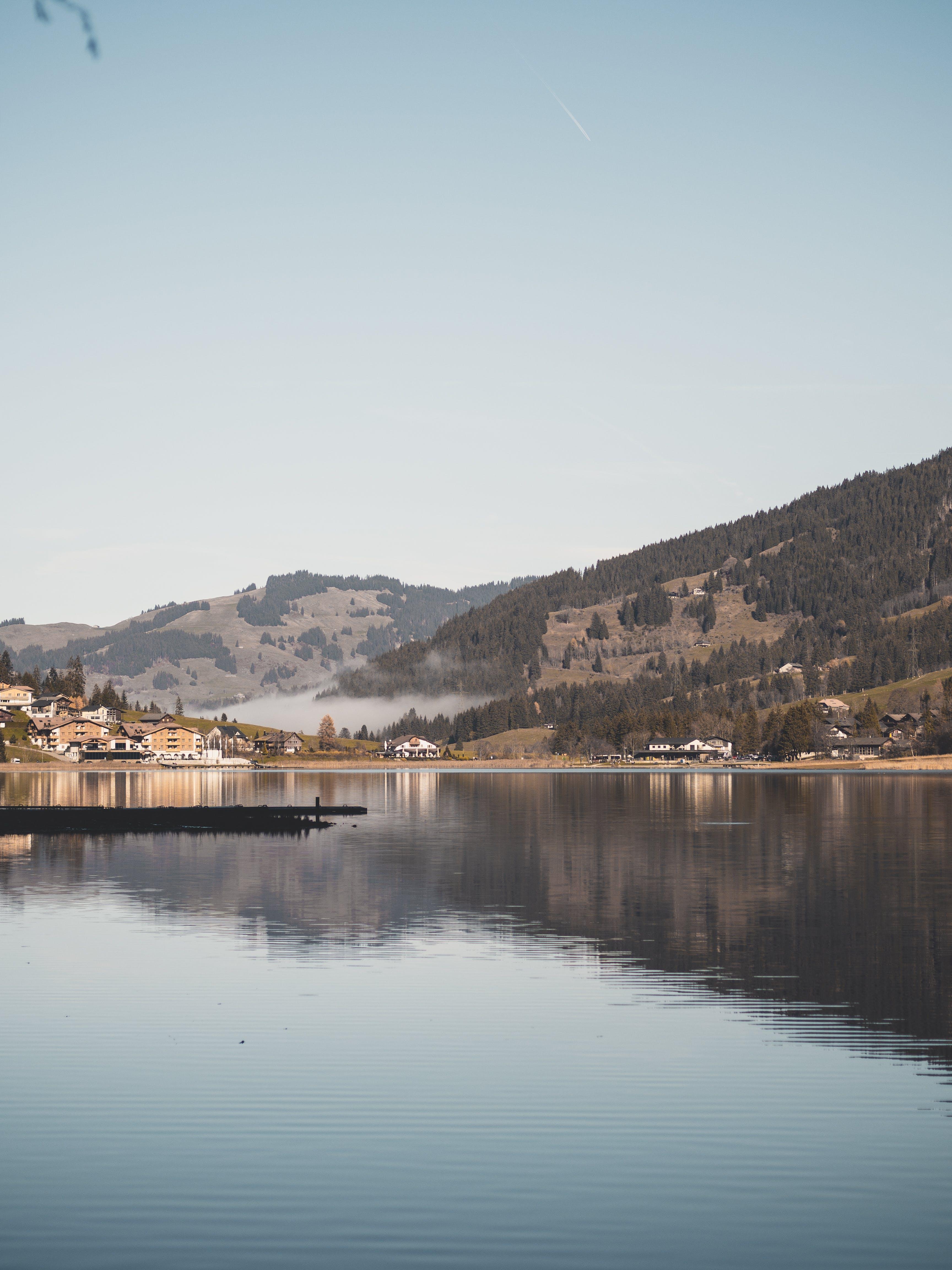 Gratis arkivbilde med fjellvann, sommer