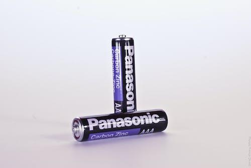 Gratis lagerfoto af batteri, panasonic