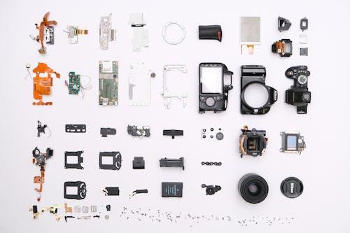 Kostenloses Stock Foto zu ausrüstung, bildschirm, display, drinnen