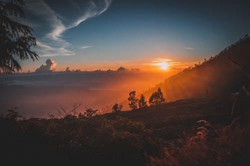 Immagine gratuita di alba, bellissimo, crepuscolo, esterno