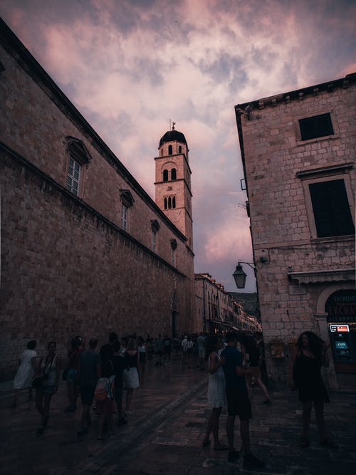 Foto profissional grátis de arquitetura, capela, construção, Croácia