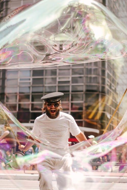 Imagine de stoc gratuită din balon, bulă, distracție, drum