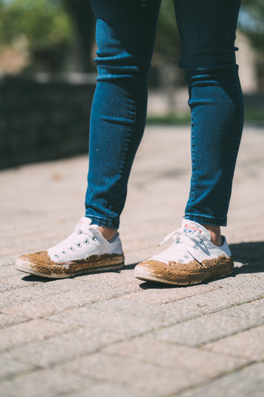 Ảnh lưu trữ miễn phí về bùn, dơ bẩn, giản dị, giày