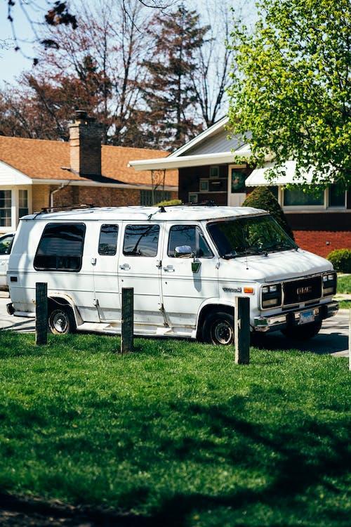 Kostnadsfri bild av bil, dagsljus, fordon, gammal van